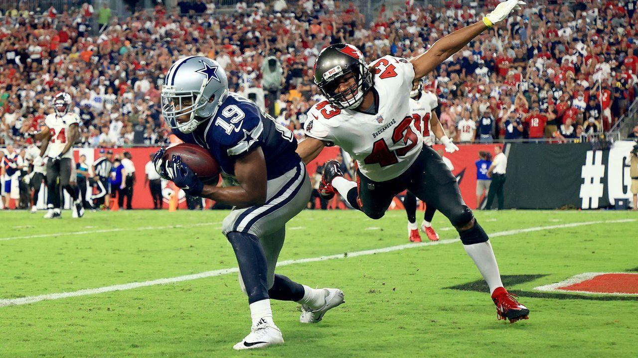 1. Spieltag - Amari Cooper (Dallas Cowboys) - Bildquelle: 2021 Getty Images
