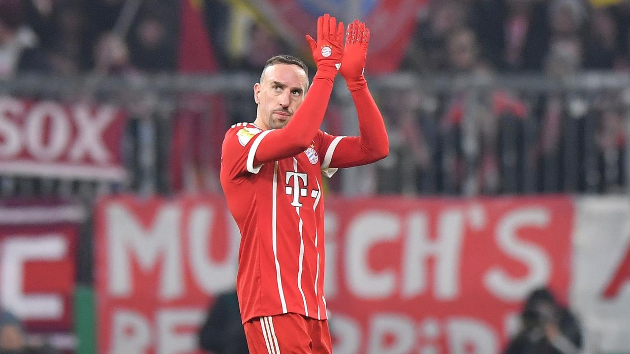 Franck Ribery - Bildquelle: 2017 Getty Images