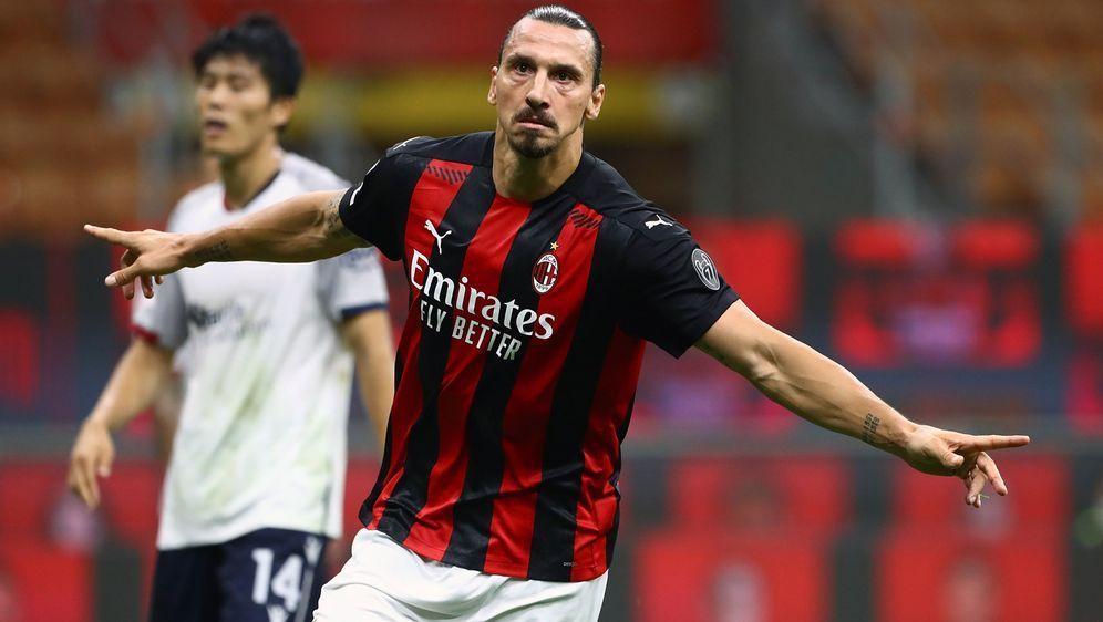 Ibrahimovic doppelt erfolgreich - Bildquelle: Getty Images