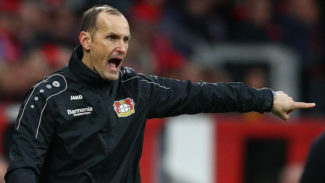 Bayer 04 Leverkusen - Bildquelle: 2018 Getty Images