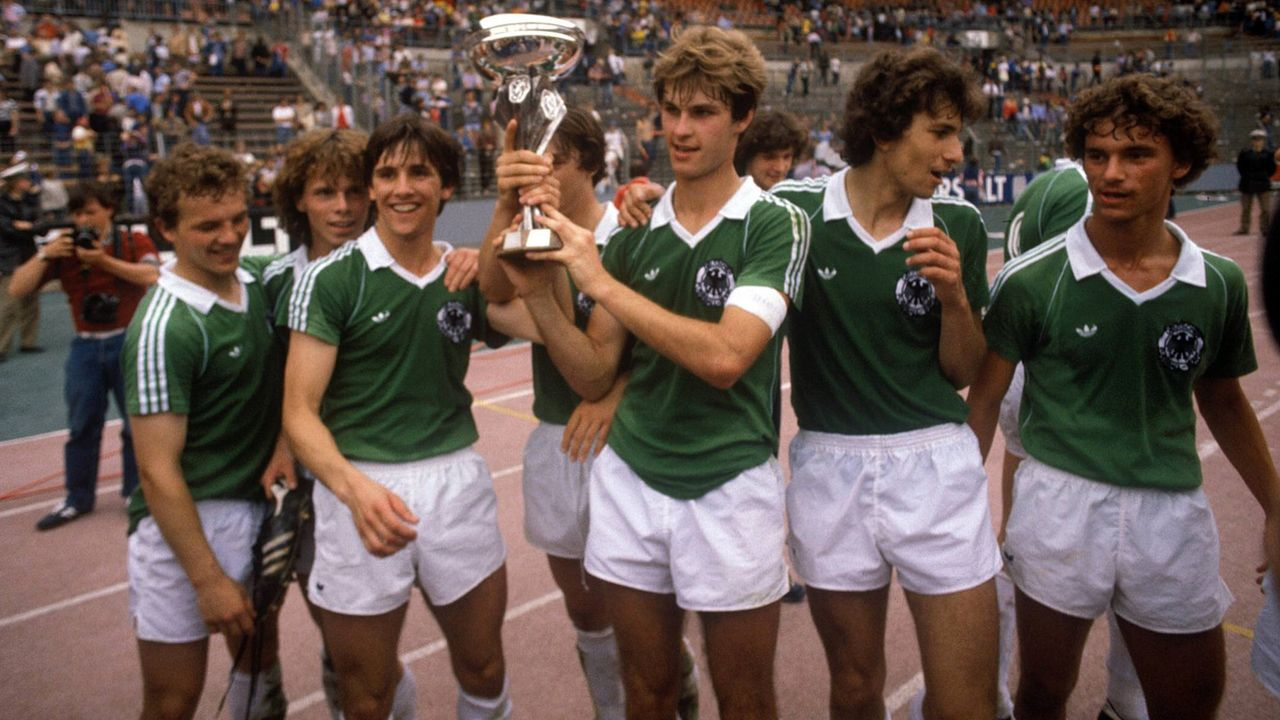 U19-Europameister 1981 - Bildquelle: Imago