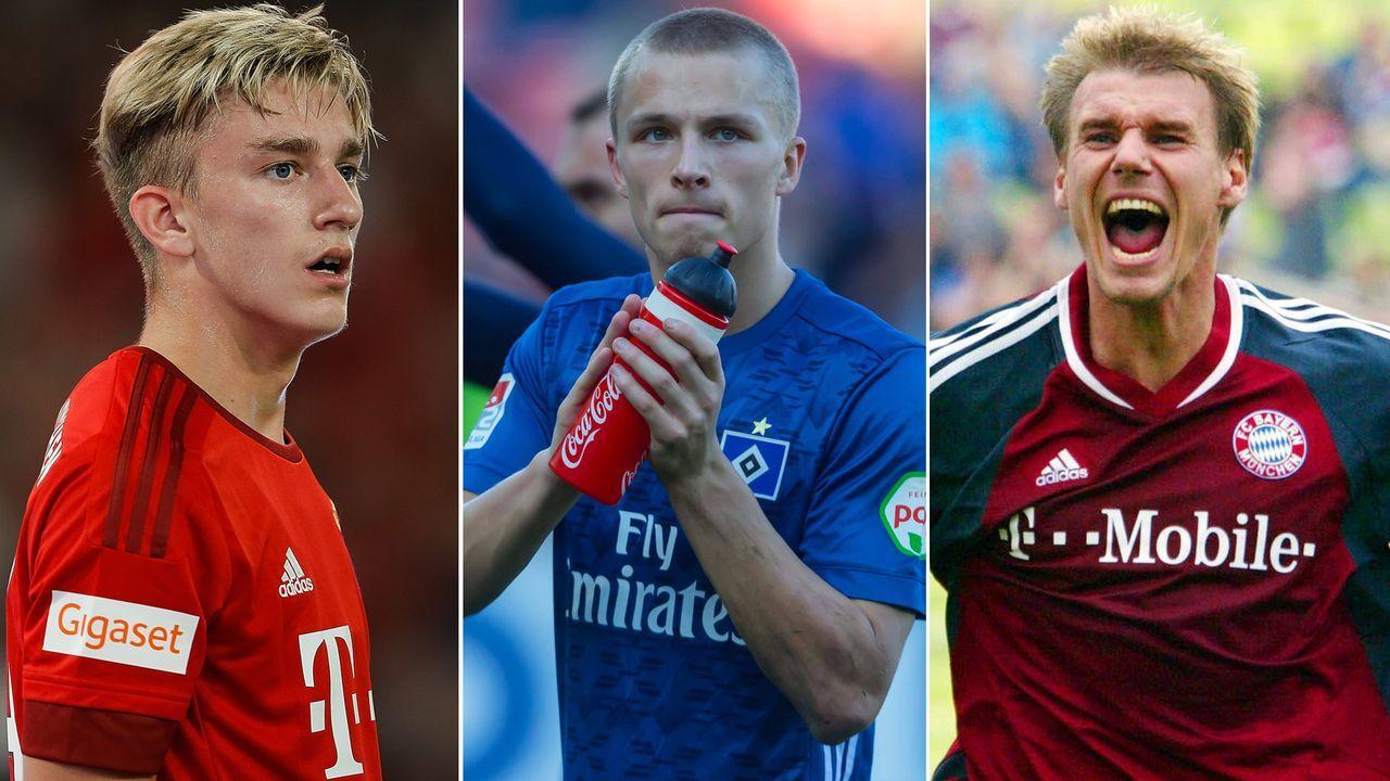 So schlugen sich die Teenager-Transfers des FC Bayern - Bildquelle: Getty Images/Imago