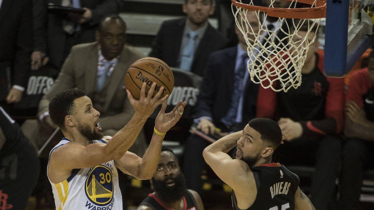 Platz 6: Golden State Warriors - Bildquelle: imago