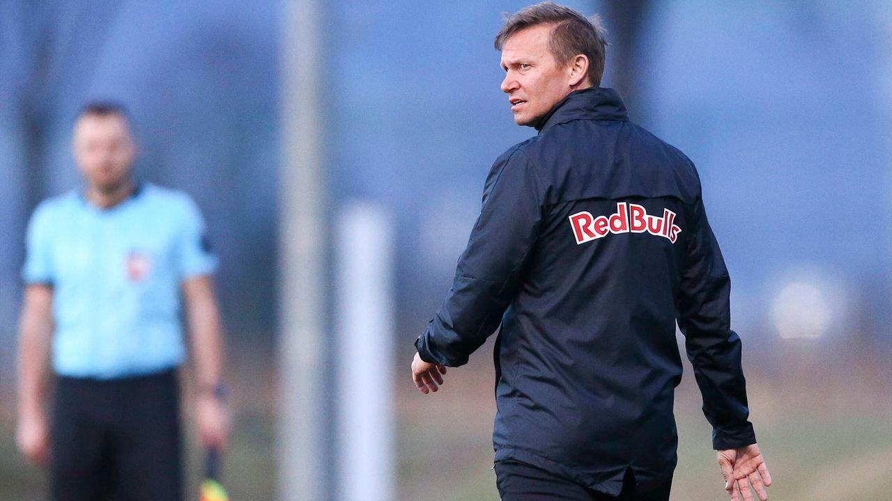 RB Leipzig: Marsch folgt wohl auf Nagelsmann - Bildquelle: Imago Images