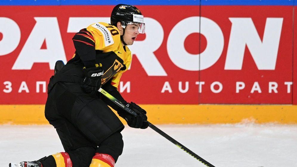 Peterka unterschreibt Entry-Level-Vertrag in der NHL - Bildquelle: AFPSIDGINTS IVUSKANS