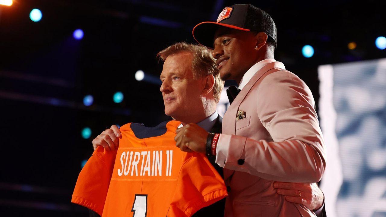 Platz 17 - Denver Broncos - Bildquelle: 2021 Getty Images