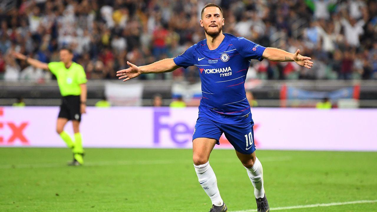 Mittelfeld - Eden Hazard - Bildquelle: 2019 Getty Images