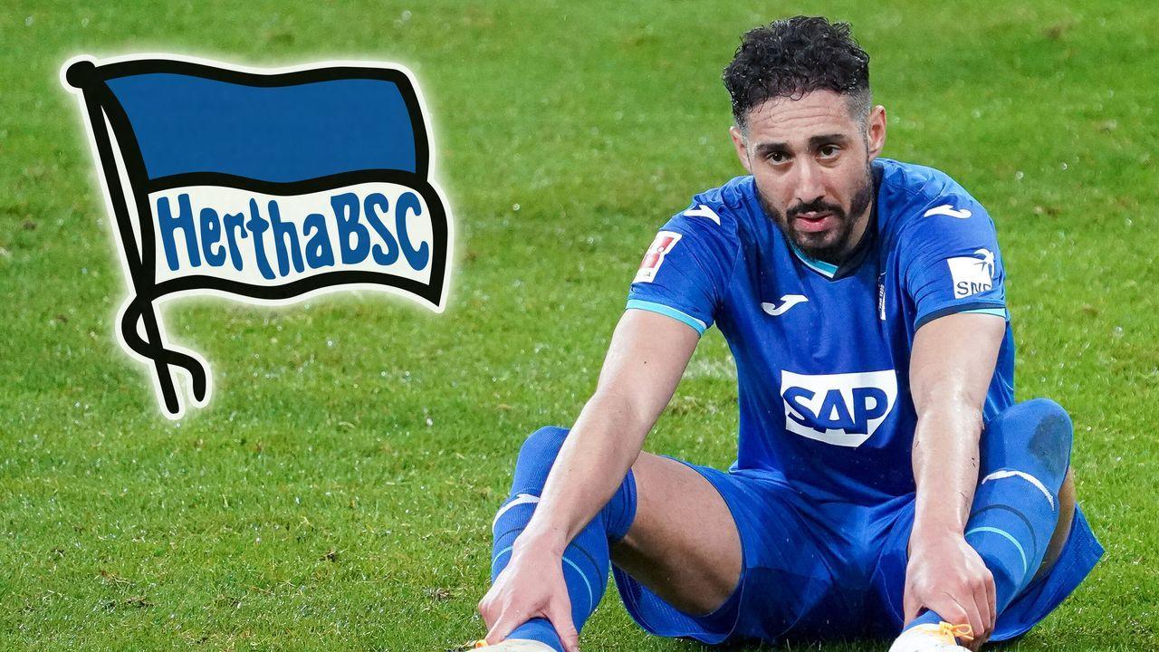 Ishak Belfodil (Hertha BSC)