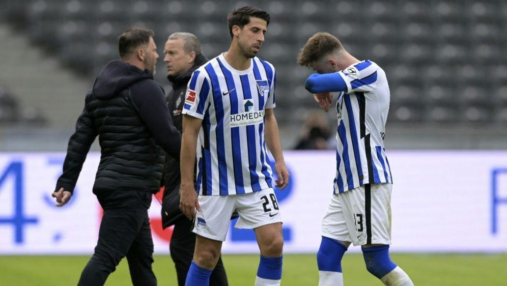 Herthas Testspiel gegen FC Villarreal fällt aus - Bildquelle: AFPPOOLSIDSOEREN STACHE