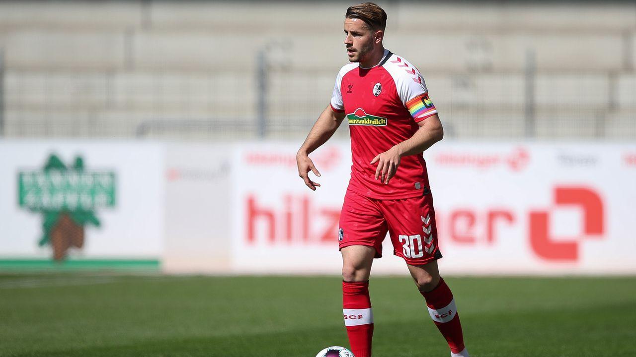 Abwehr: Christian Günter (SC Freiburg) - Bildquelle: 2021 Getty Images