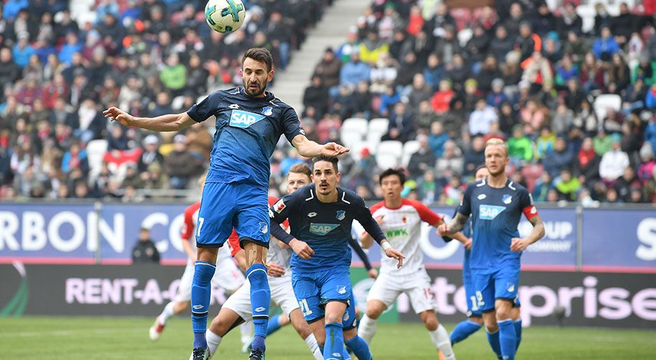8. 1899 Hoffenheim - Bildquelle: 2018 Getty Images
