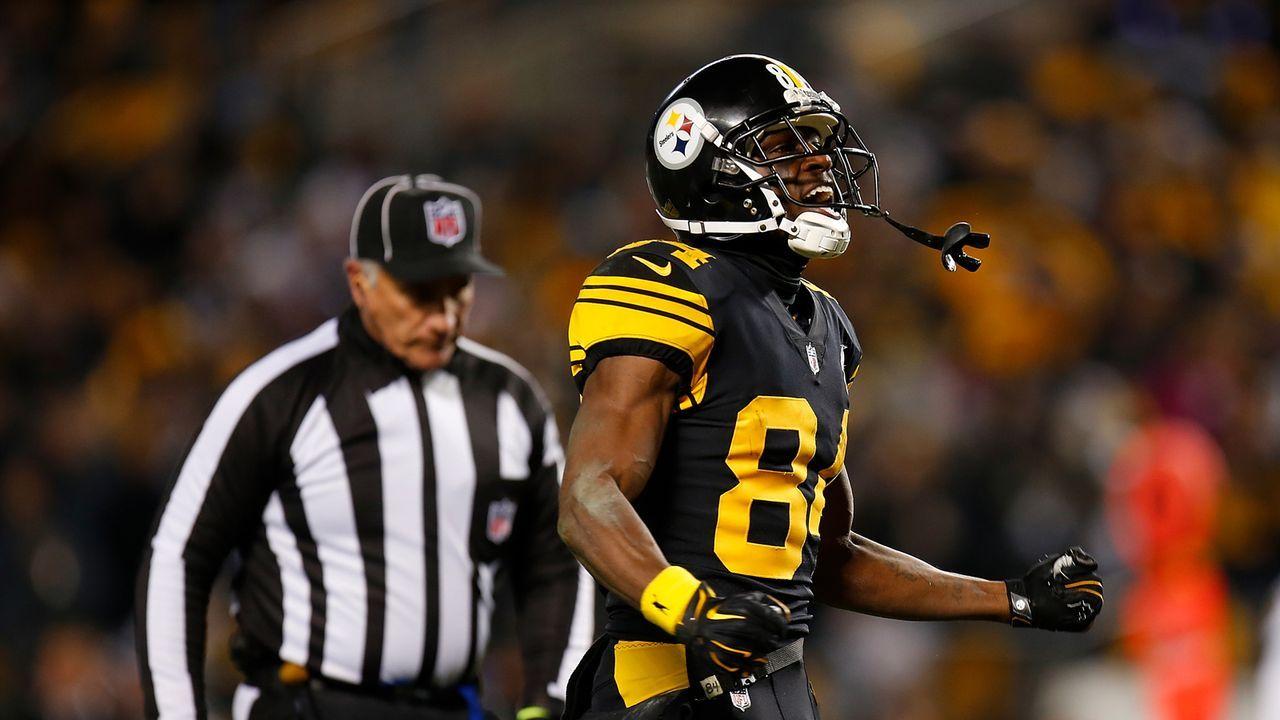 18. Duell: Steelers gewinnen nach einem wilden letzten Viertel - Bildquelle: 2016 Getty Images