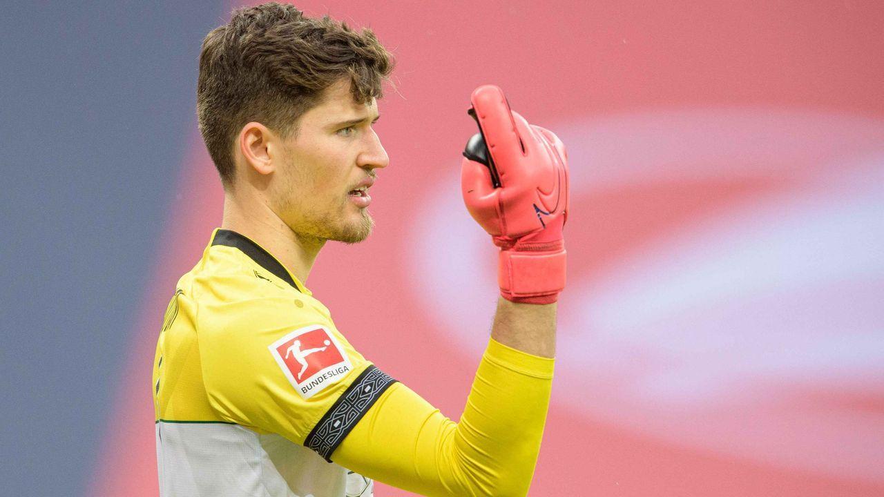 Torhüter: Gregor Kobel (Schweiz, Borussia Dortmund) - Bildquelle: imago images/Sven Simon