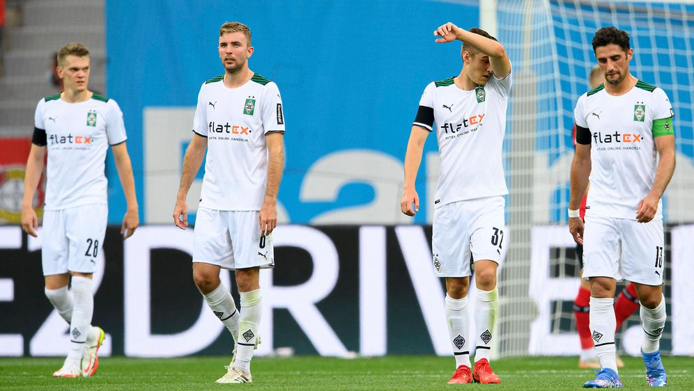 Gladbach sucht die Führungsspieler. - Bildquelle: imago images/Sven Simon