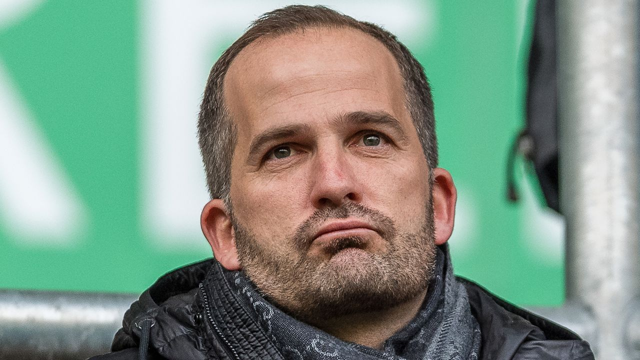 Manuel Baum (U20-Nationaltrainer) - Bildquelle: Imago