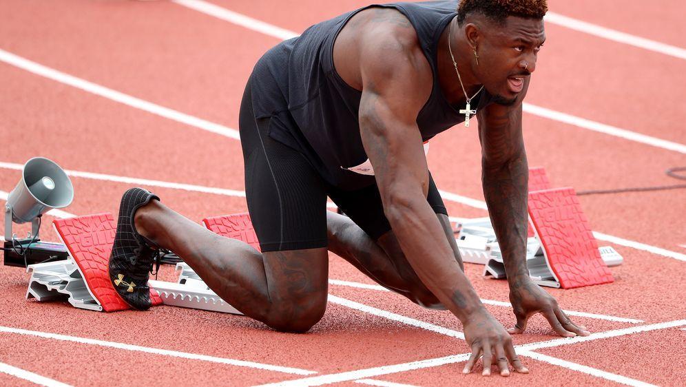 DK Metcalf muss seinen Olympia-Traum begraben - Bildquelle: Getty Images