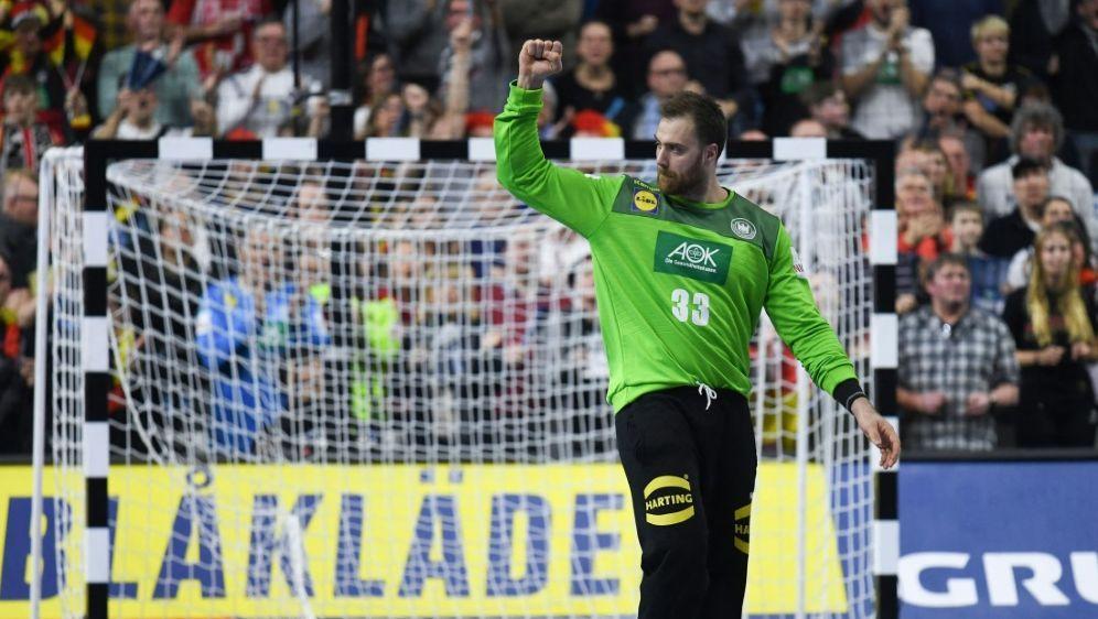 DHB-Pokal-Sieger wird 2023 in Köln gekrönt - Bildquelle: AFPSIDPATRIK STOLLARZ