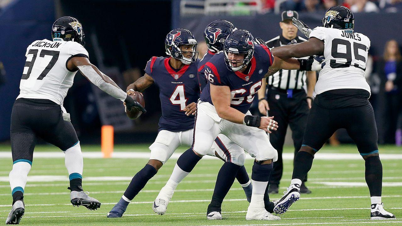 Woche 9: Houston Texans at Jacksonville Jaguars (in London)  - Bildquelle: 2018 Getty Images