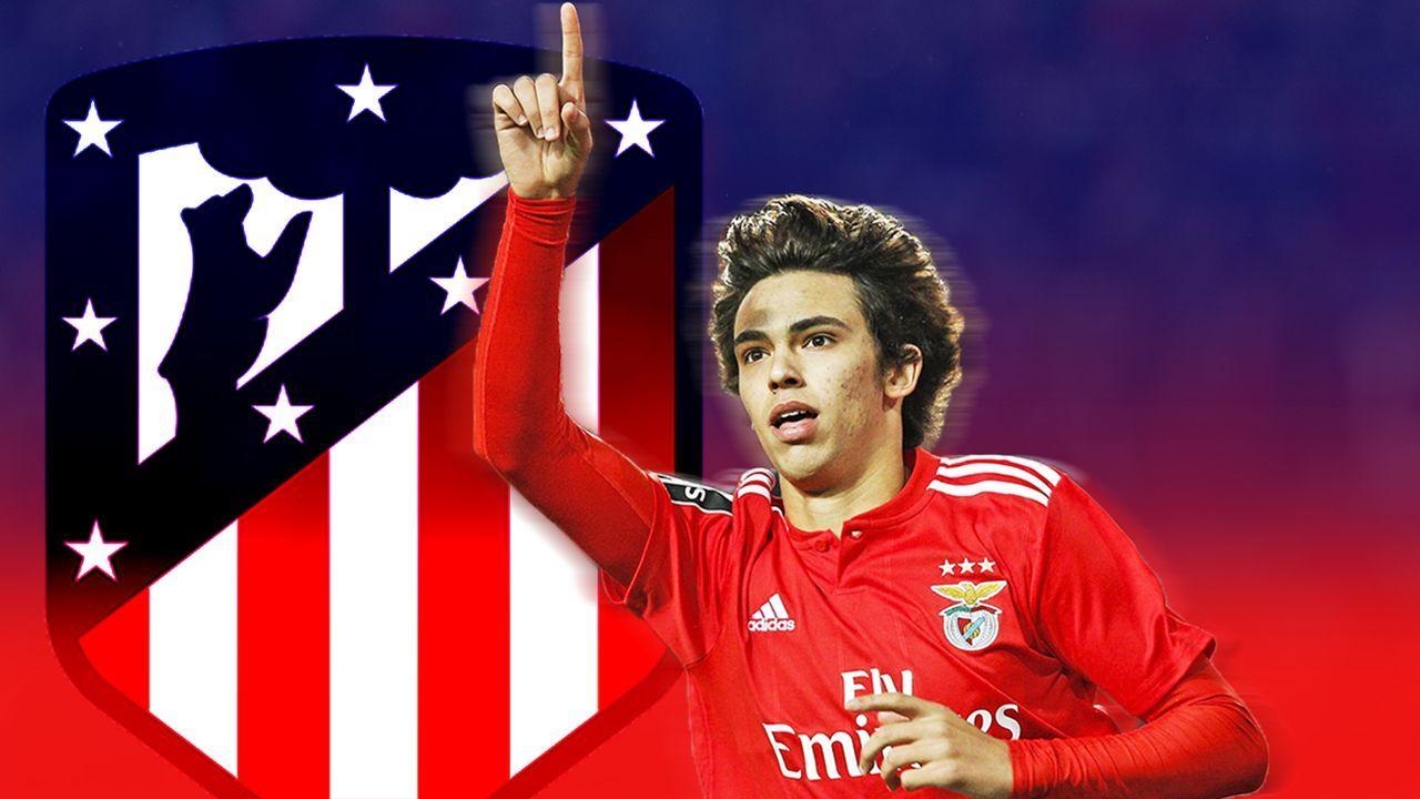 Joao Felix (Atletico Madrid) - Bildquelle: imago images / ZUMA Press