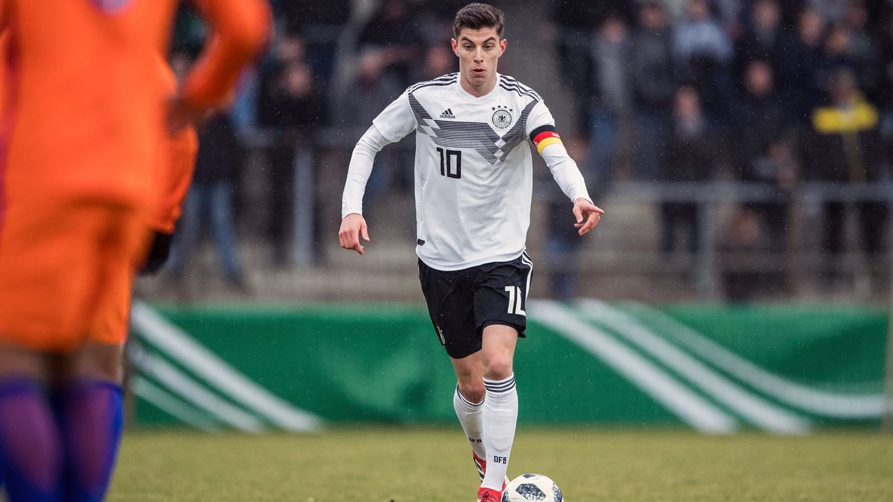 Kai Havertz (Bayer Leverkusen, U19-Nationalspieler) - Bildquelle: 2018 Getty Images