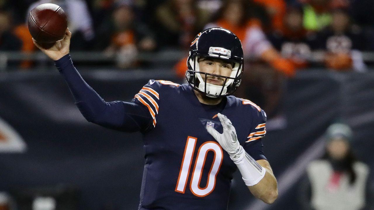 Michell Trubisky (Quarterback, Chicago Bears) - Bildquelle: 2019 Getty Images