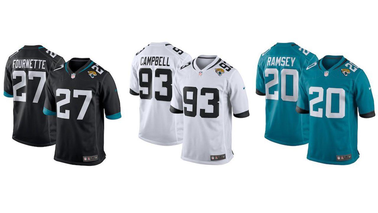 Jacksonville Jaguars - Bildquelle: nflshop.com