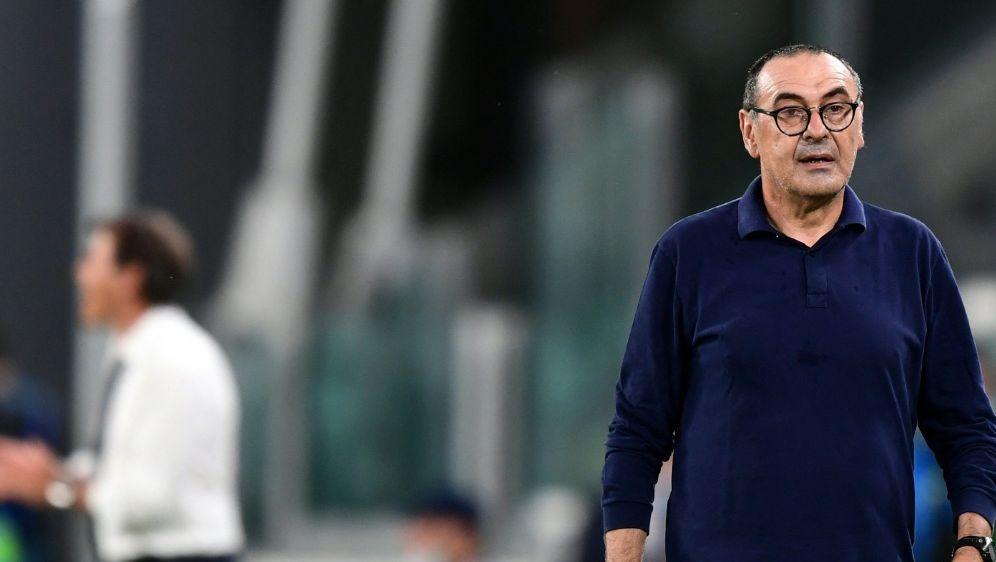 Maurizio Sarri übernimmt Lazio Rom - Bildquelle: AFPSIDMIGUEL MEDINA
