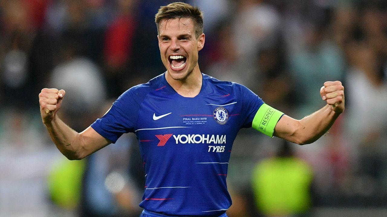 Cesar Azpilicueta (FC Chelsea) - Bildquelle: 2019 Getty Images