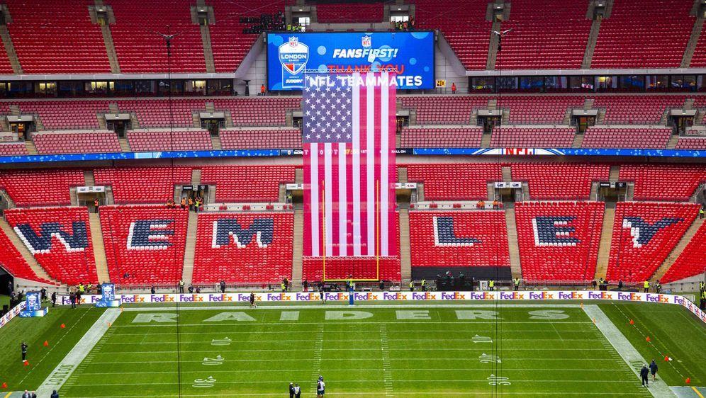 NFL-Tippspiel: Reise zu den London Games 2022 gewinnen. - Bildquelle: imago