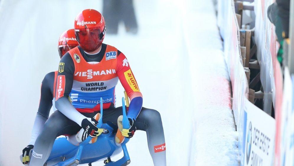 Toni Eggert und Sascha Benecken verpassen Medaillenplatz - Bildquelle: AFPGETTYSIDMaddie Meyer