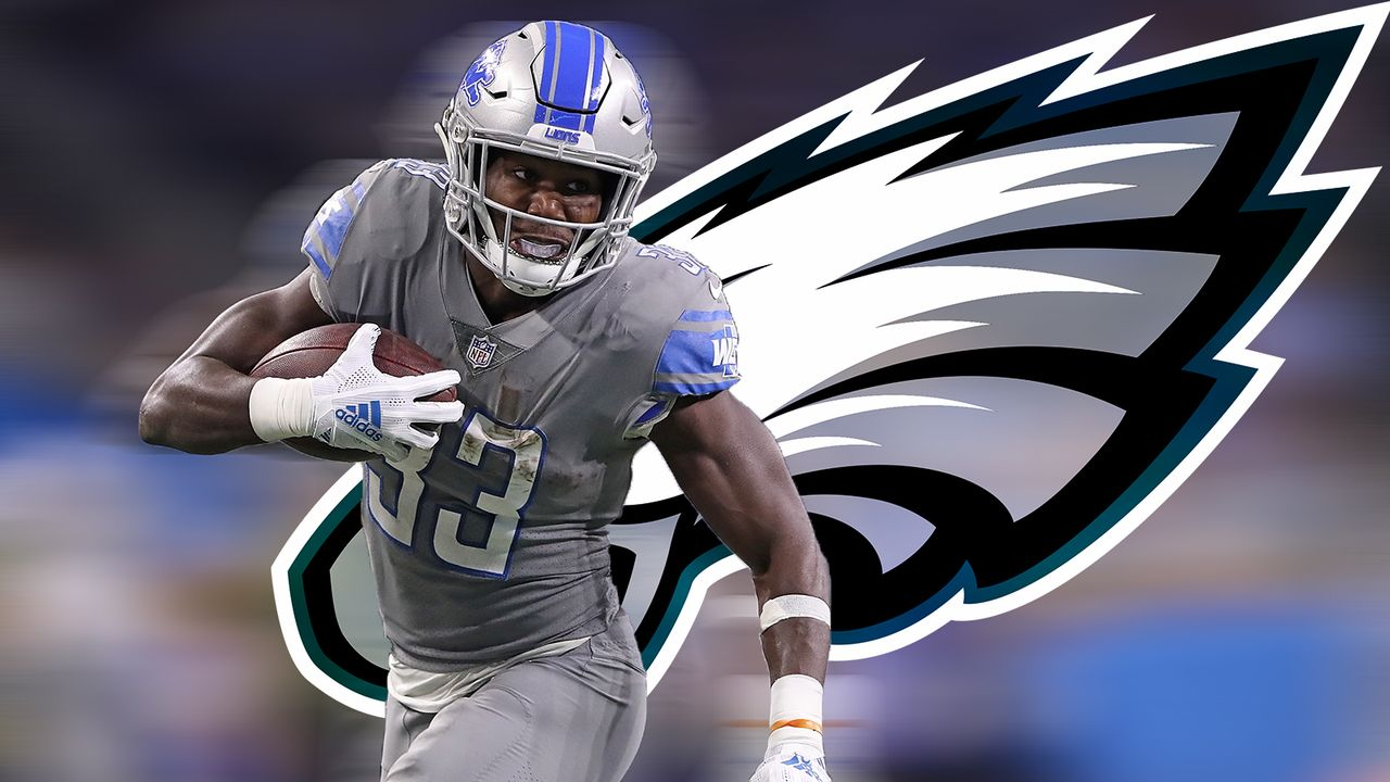 Kerryon Johnson (Philadelphia Eagles) - Bildquelle: Getty Images