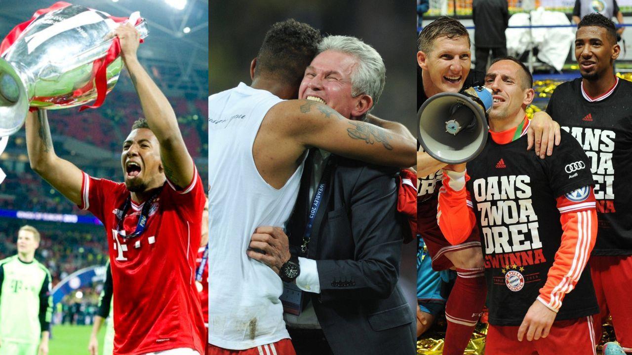Jerome Boateng verabschiedet sich mit emotionalen Bildern vom FC Bayern - Bildquelle: twitter.com/JeromeBoateng