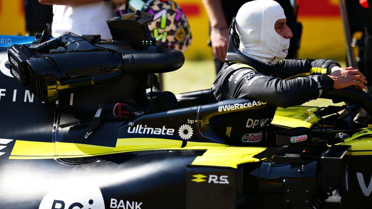 Daniel Ricciardo (Renault) - Bildquelle: 2020 Getty Images