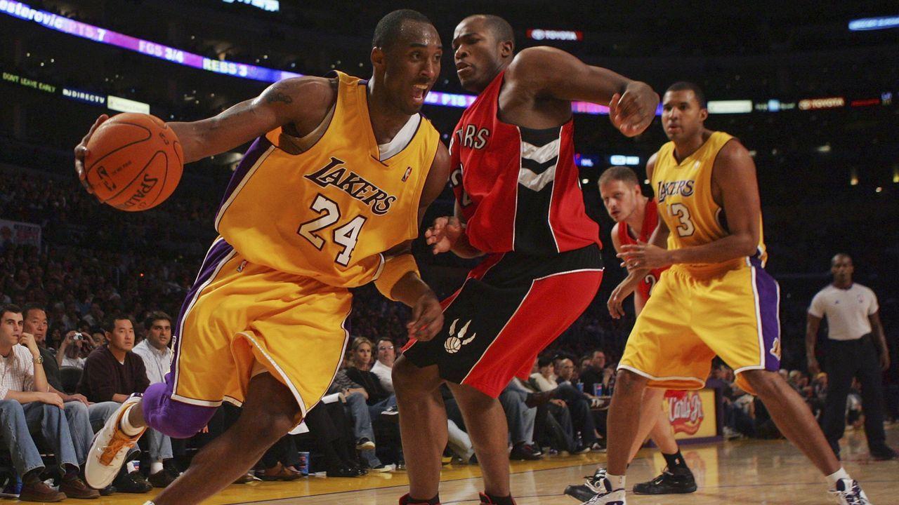 81-Punkte-Spiel gegen die Raptors - Bildquelle: Getty Images