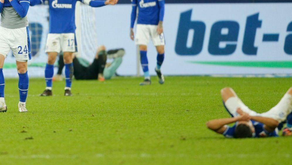 Schalke 04 muss zum Tabellenführer - Bildquelle: AFPSIDLEON KUEGELER
