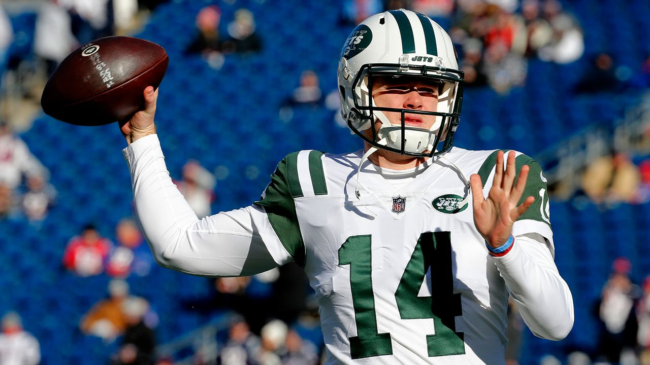 Sam Darnold (New York Jets) - Bildquelle: 2018 Getty Images