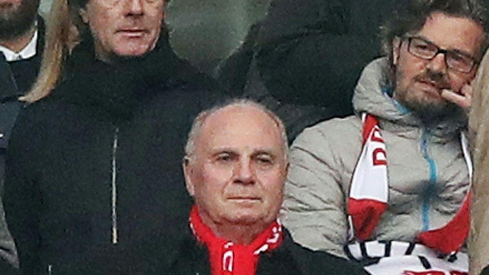 Bundestrainer Löw lobt die Arbeit von Uli Hoeneß - Bildquelle: FIROFIROSID
