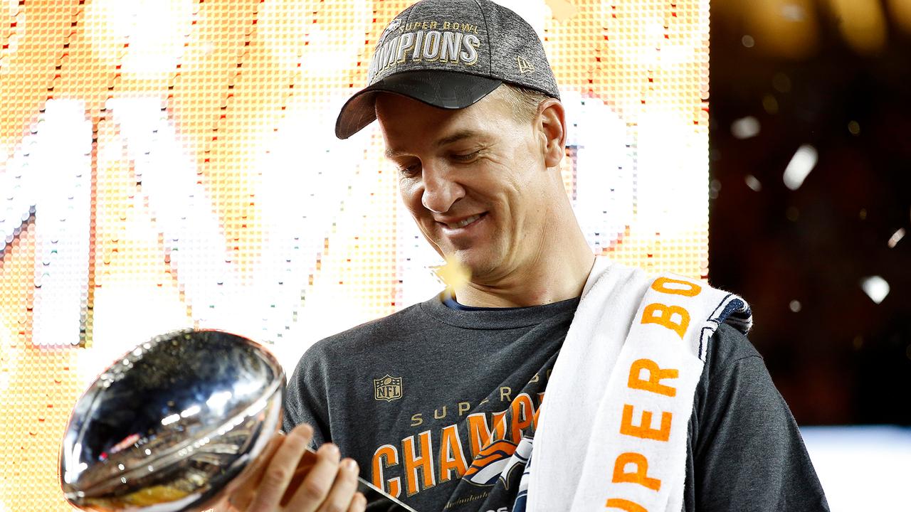 Peyton Manning (Quarterback) - Bildquelle: Getty