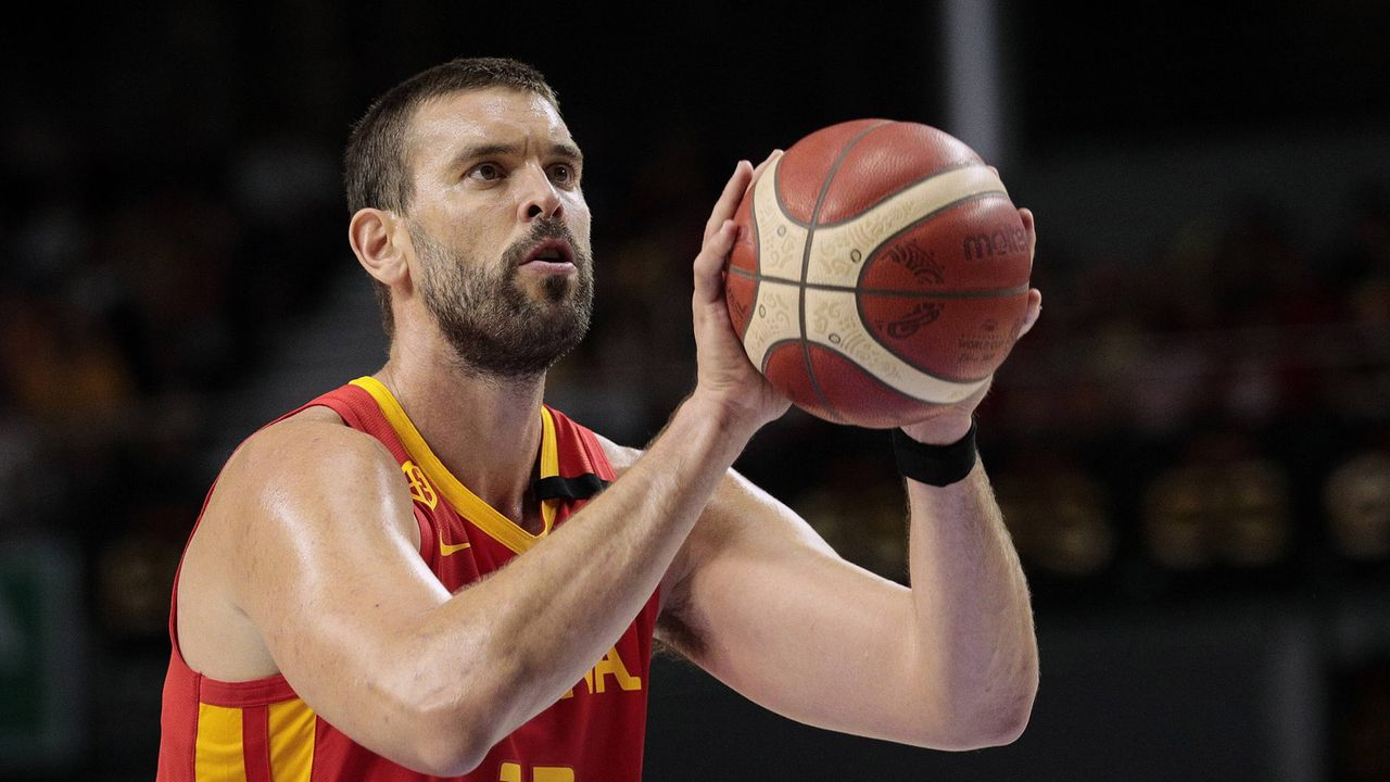 Marc Gasol (34, Spanien)  - Bildquelle: imago images / ZUMA Press