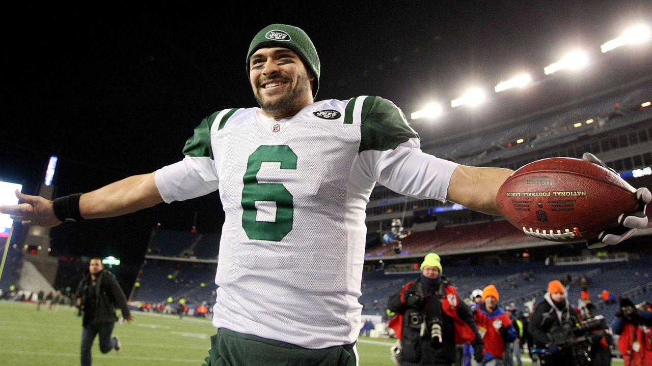 16. Januar 2011: New York Jets at New England Patriots (Divisional Round) - Bildquelle: 2011 Getty Images