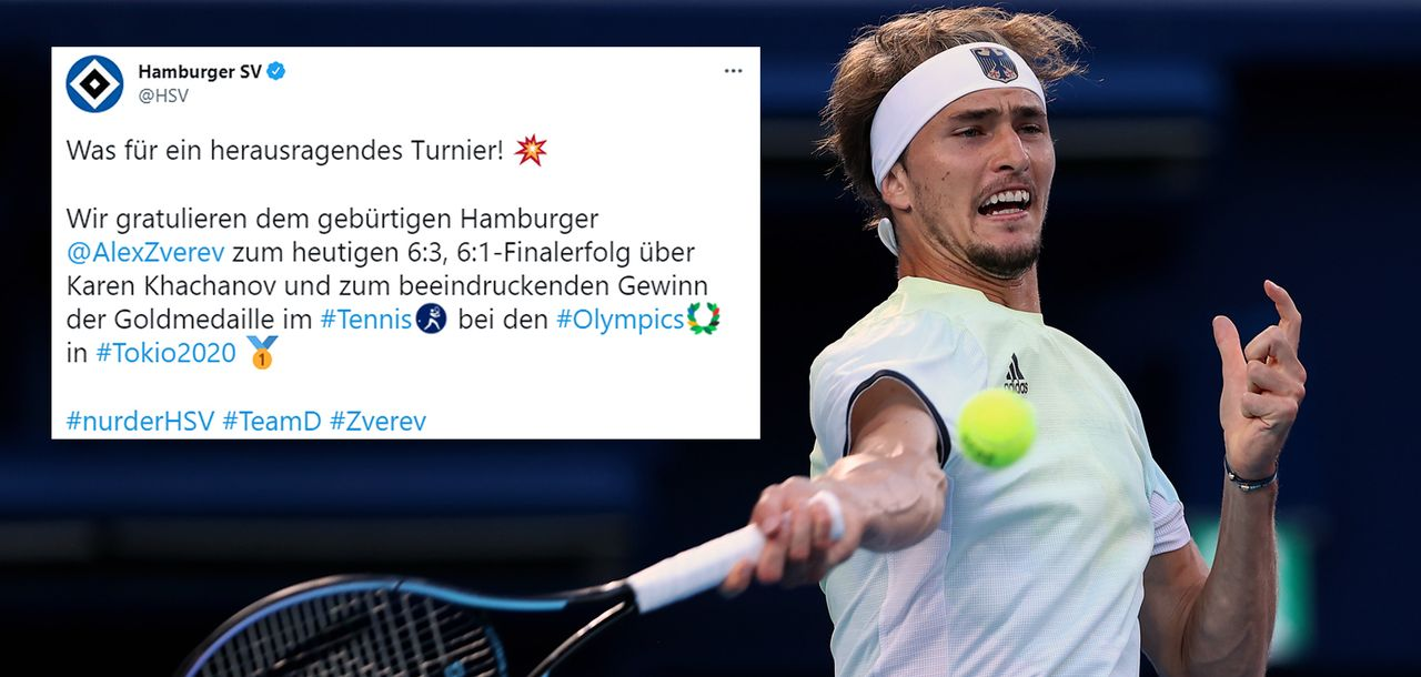 Hamburger SV - Bildquelle: Getty Images/twitter@HSV
