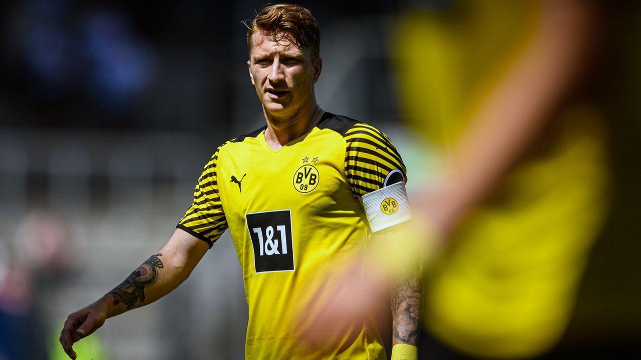 Borussia Dortmund: Marco Reus - Bildquelle: 2021 Getty Images