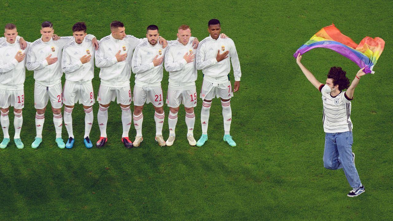 Verlierer: UEFA demonstriert fragwürdige Haltung in Regenbogen-Causa - Bildquelle: 2021 Getty Images