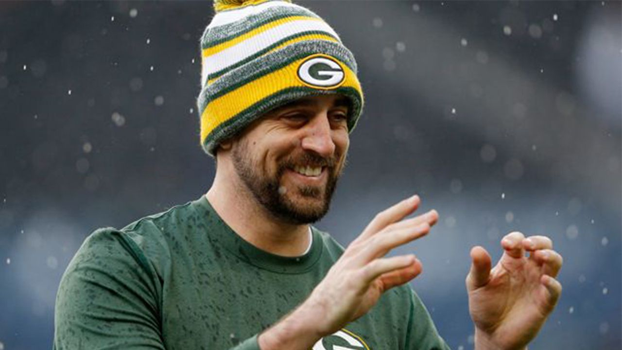 24. Pick 2005: QB Aaron Rodgers (Green Bay Packers) - Bildquelle: 2015 Getty Images