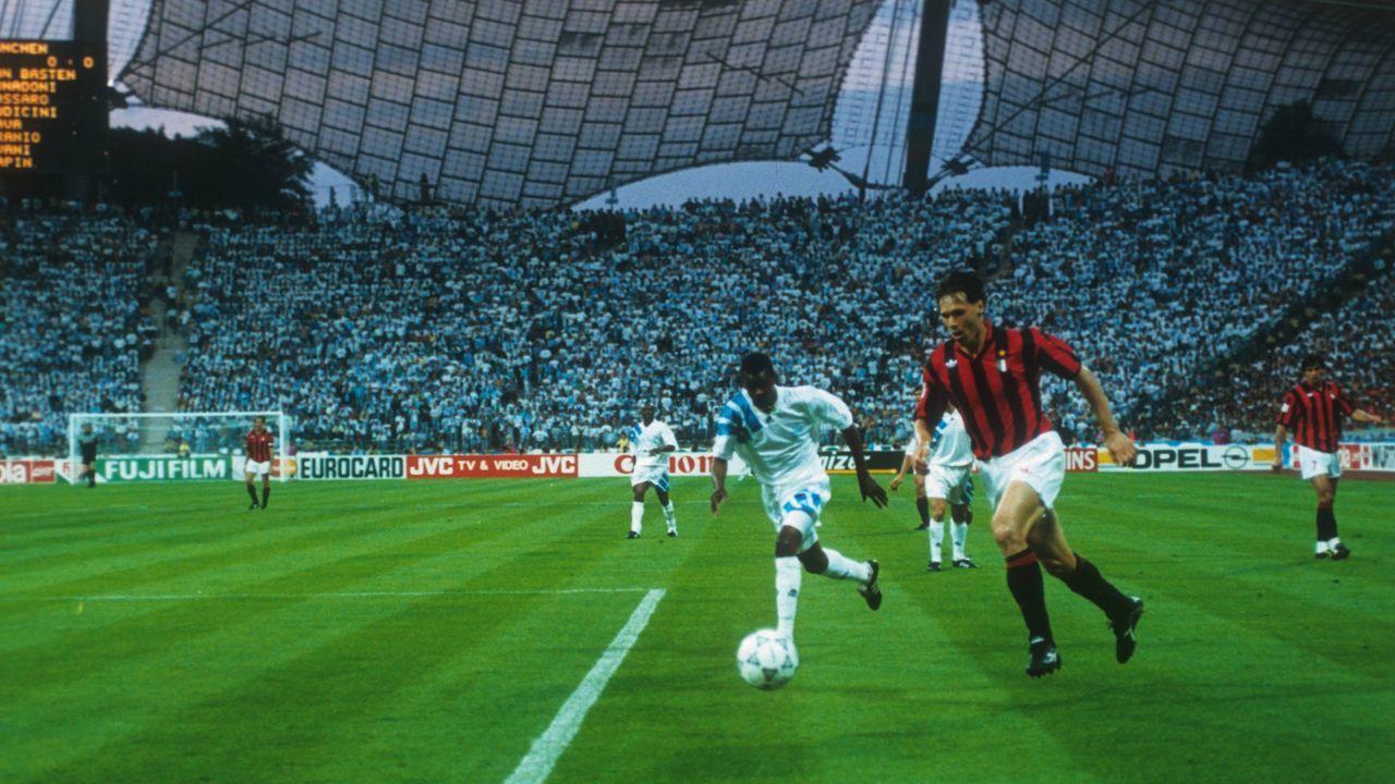 1993: Münchner Olympiastadion - Bildquelle: imago sportfotodienst