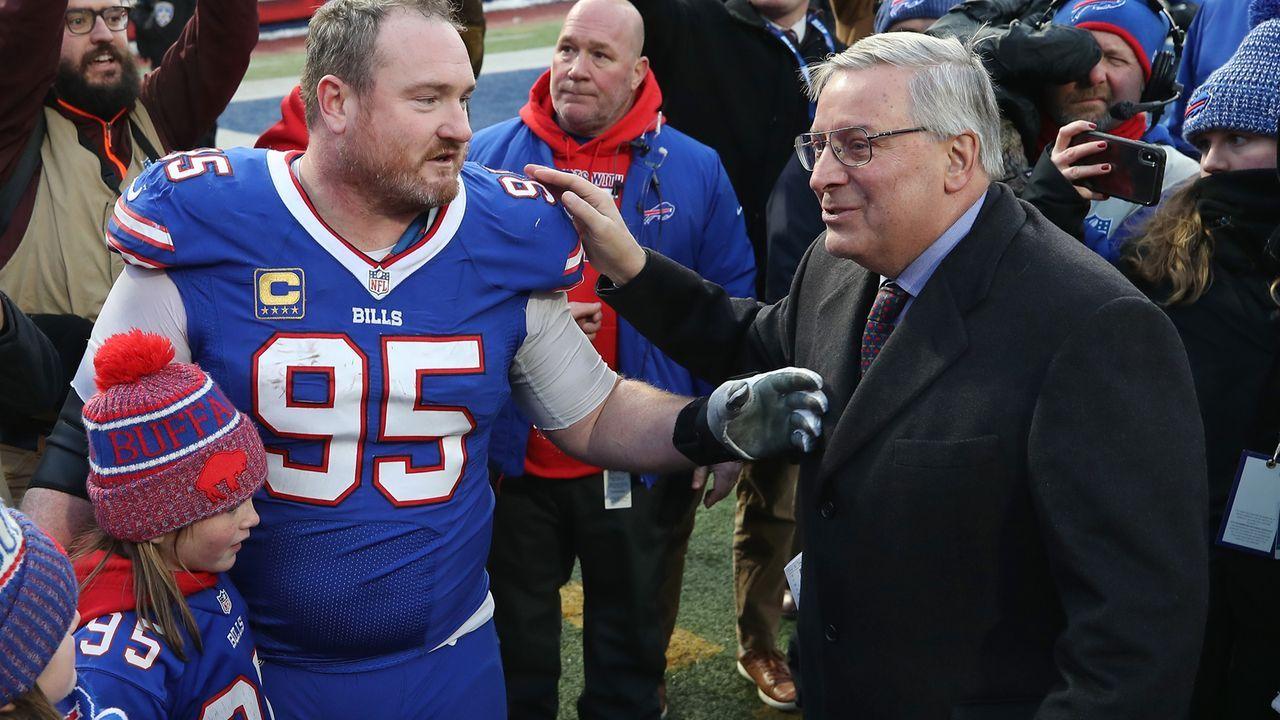 Kyle Williams (Rücktritt mit 35 Jahren) - Bildquelle: Getty Images
