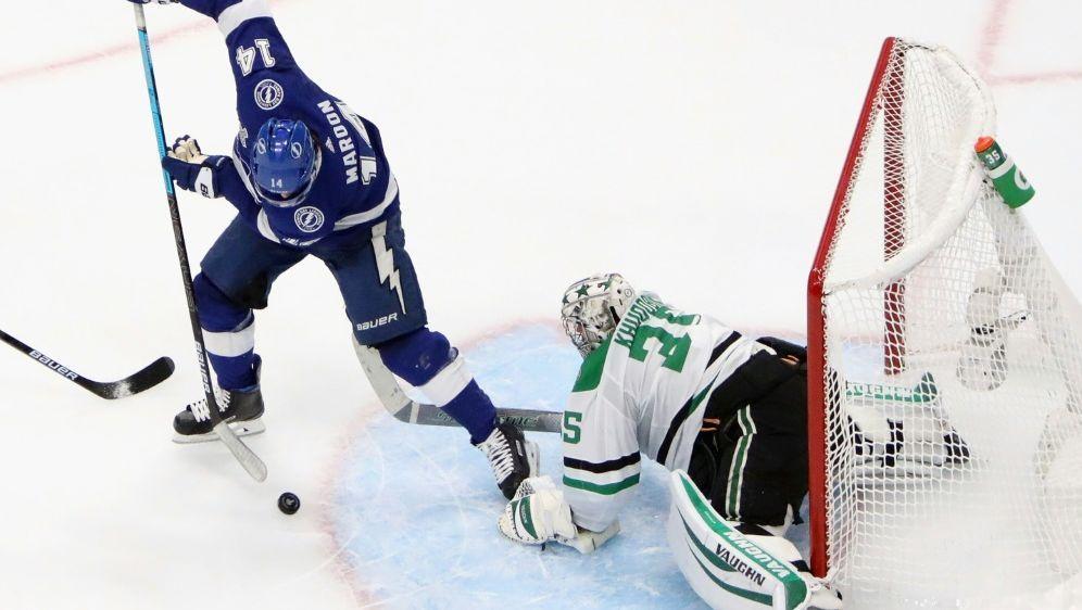 Der Kampf um den Stanley Cup ist derzeit ausgeglichen - Bildquelle: AFPGETTY SIDBRUCE BENNETT