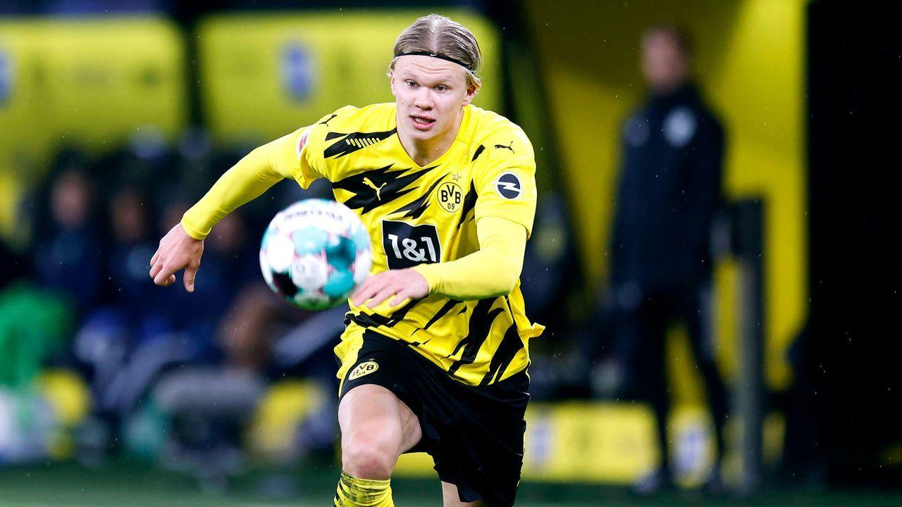 Erling Haaland (20) - Bildquelle: imago