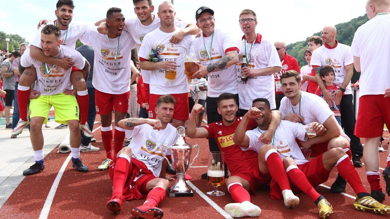 Rot-Weiß Koblenz (5. Liga) - Bildquelle: imago/Eibner