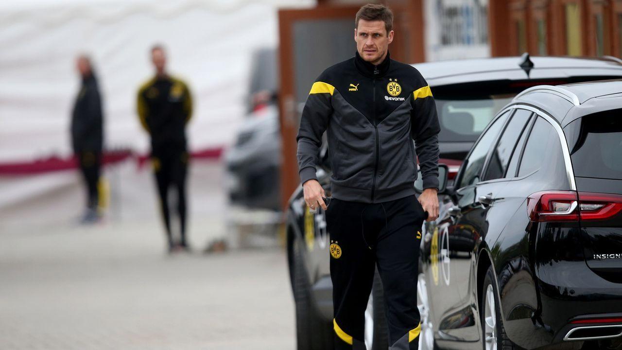 Sebastian Kehl (Borussia Dortmund, Leiter Lizenzbereich) - Bildquelle: 2020 Getty Images